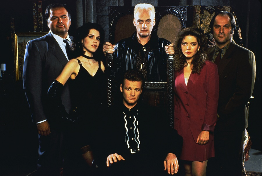 forever knight season 1 cast