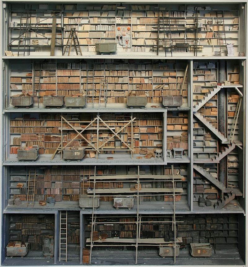 Marc Giai-Miniet sculpture library 2