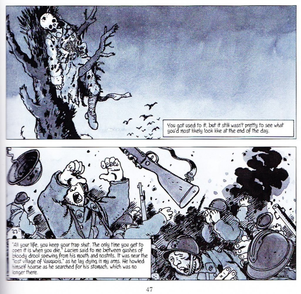 goddam this war jacques tardi fantagraphics 02
