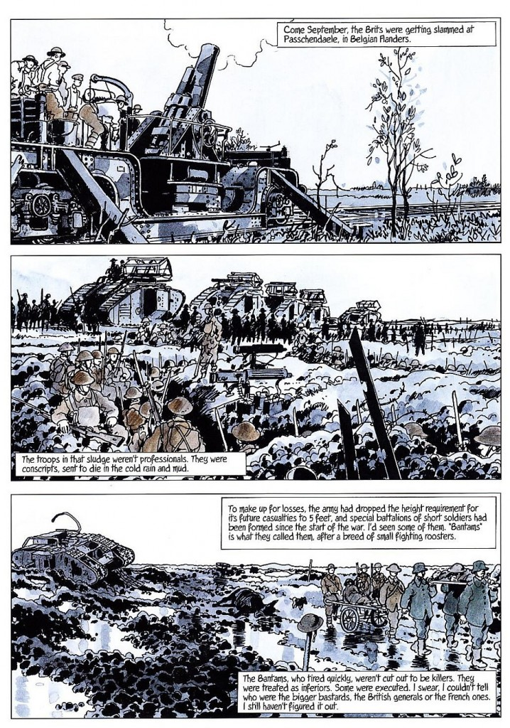 goddam this war jacques tardi fantagraphics 03