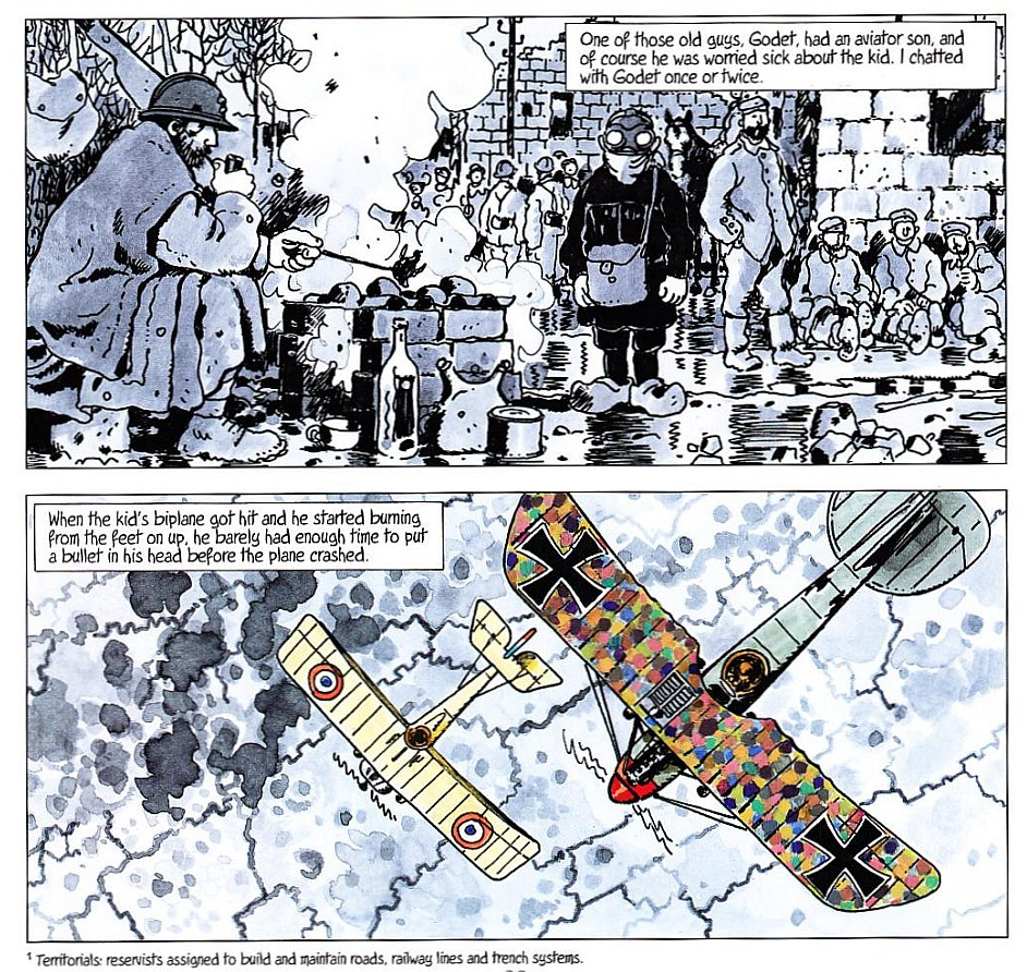 goddam this war jacques tardi fantagraphics 04
