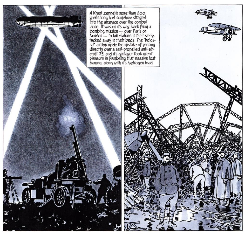 goddam this war jacques tardi fantagraphics 05