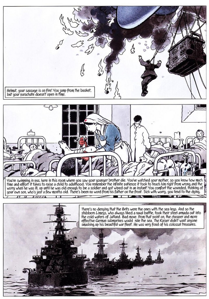 goddam this war jacques tardi fantagraphics 06