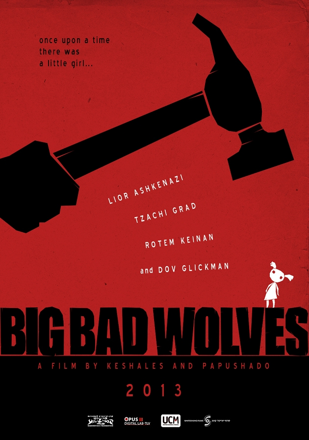 big bad wolves film poster
