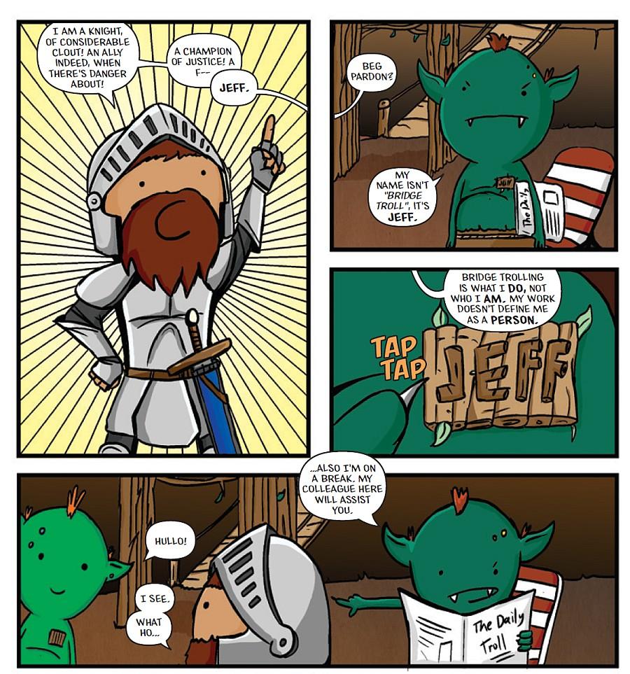 dungeon fun 1 bell slorance dogooder comics 01
