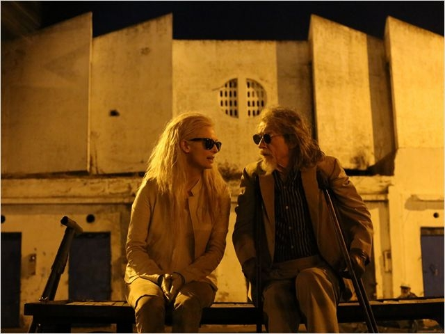 only lovers left alive tilda swinton john hurt