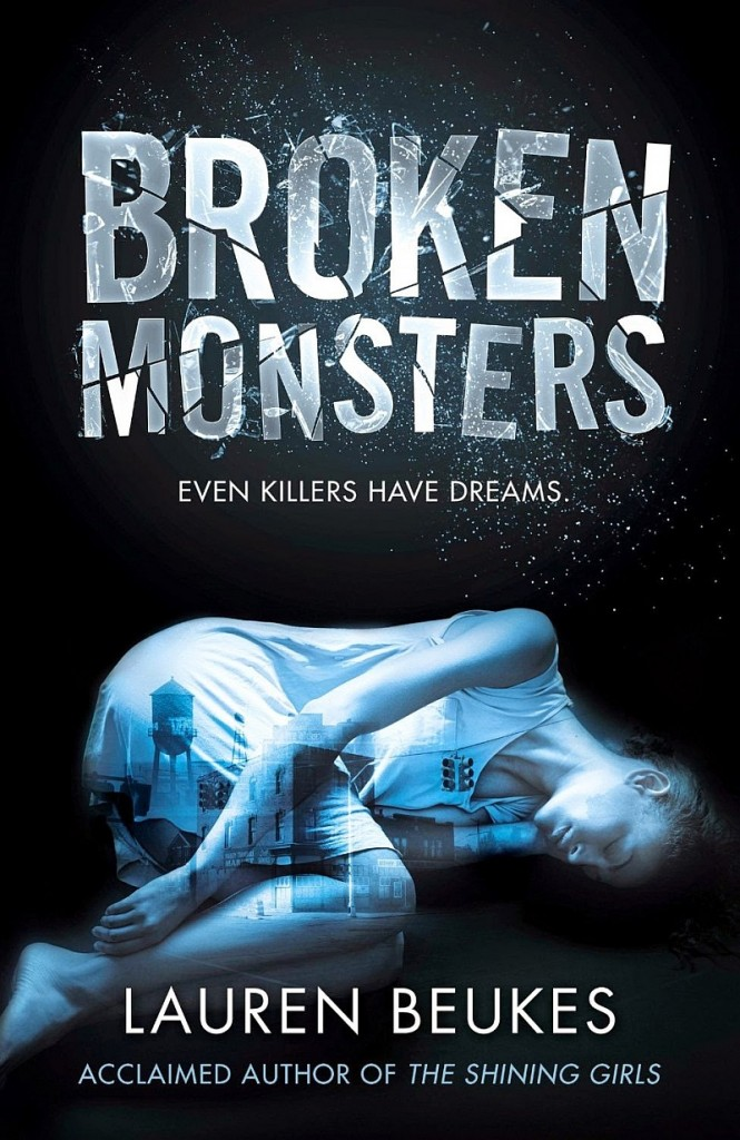 broken monsters lauren beukes harpercollins cover