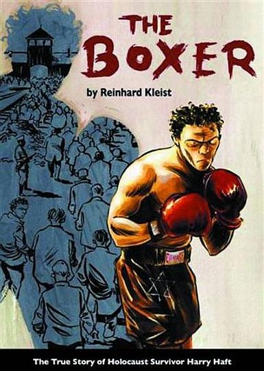 the boxer reinhard kleist selfmadehero cover