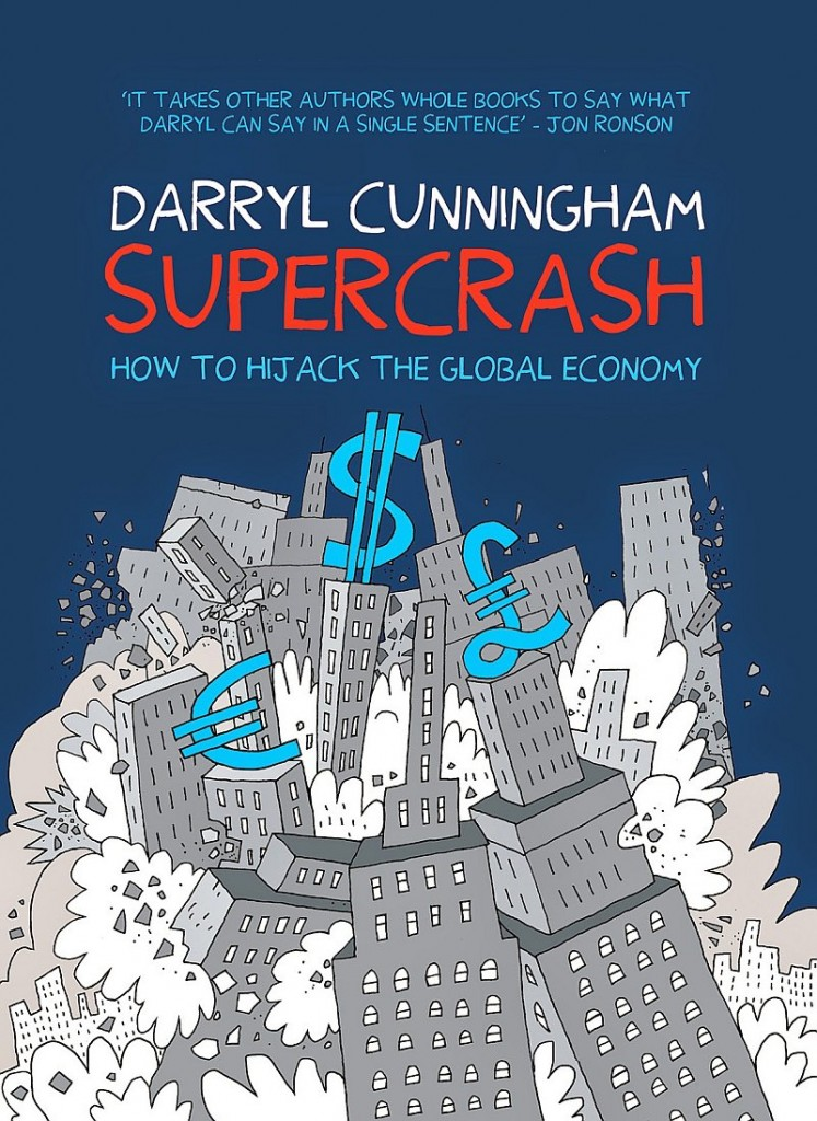 supercrash cover darryl cunningham