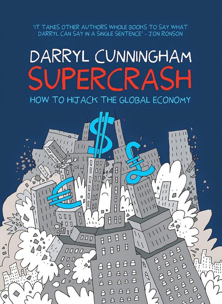 supercrash cover darryl cunningham