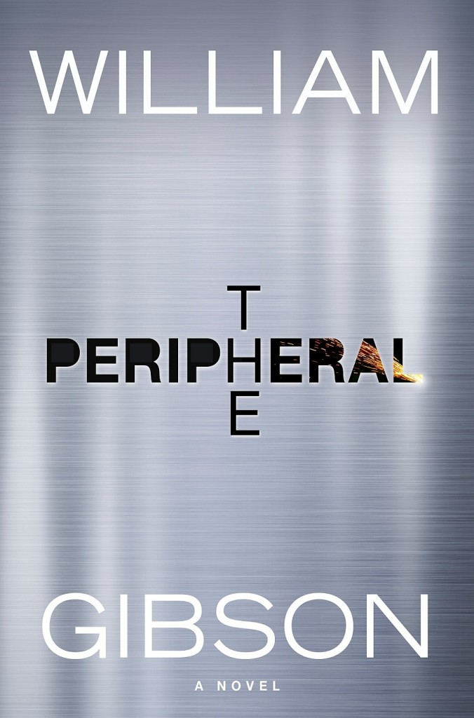 the peripheral william gibson cover penguin books