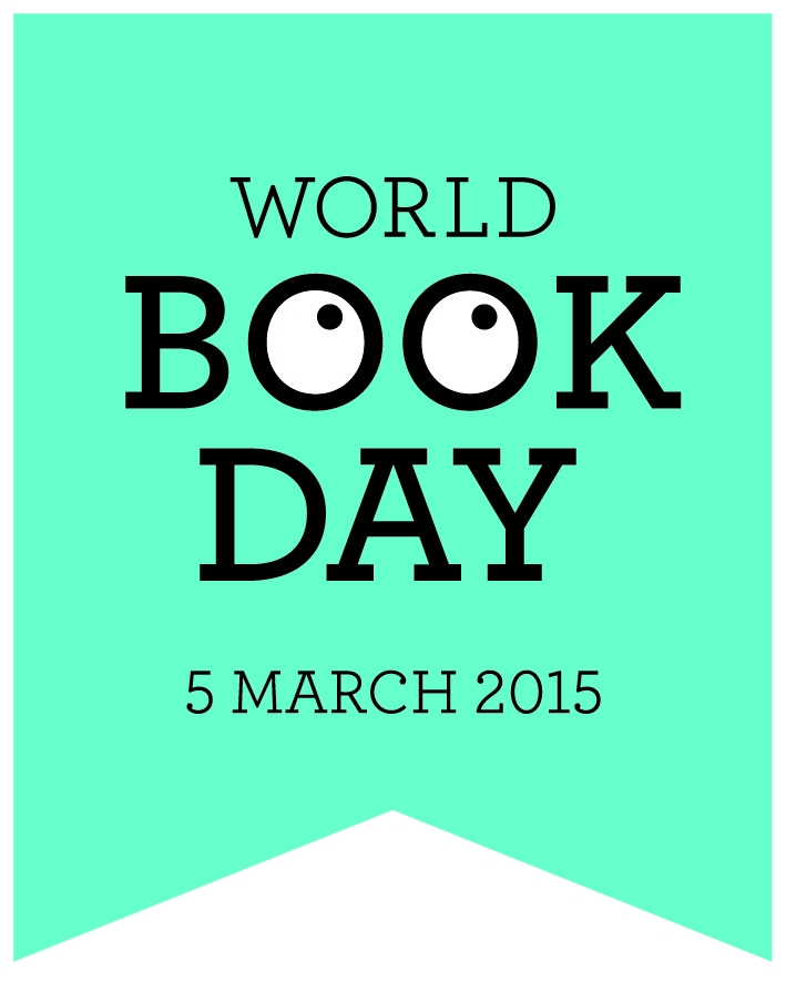 world book day 2015 banner