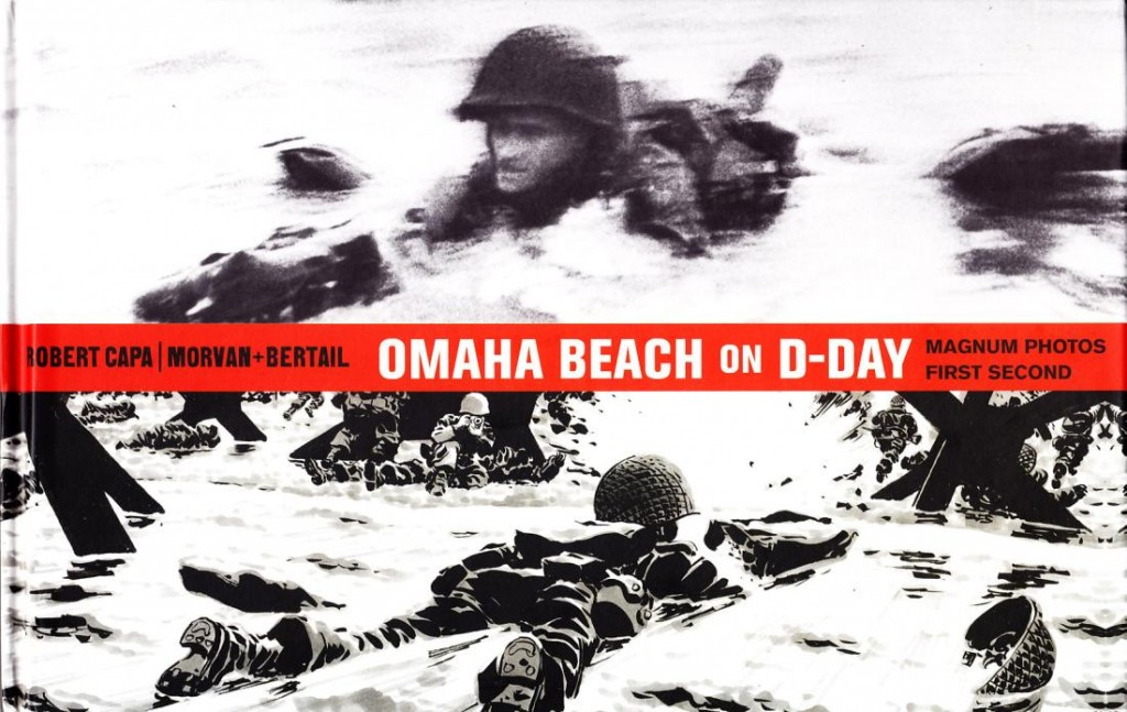 omaha_beach_d-day_capa_morvan_bertail_first_second_cover