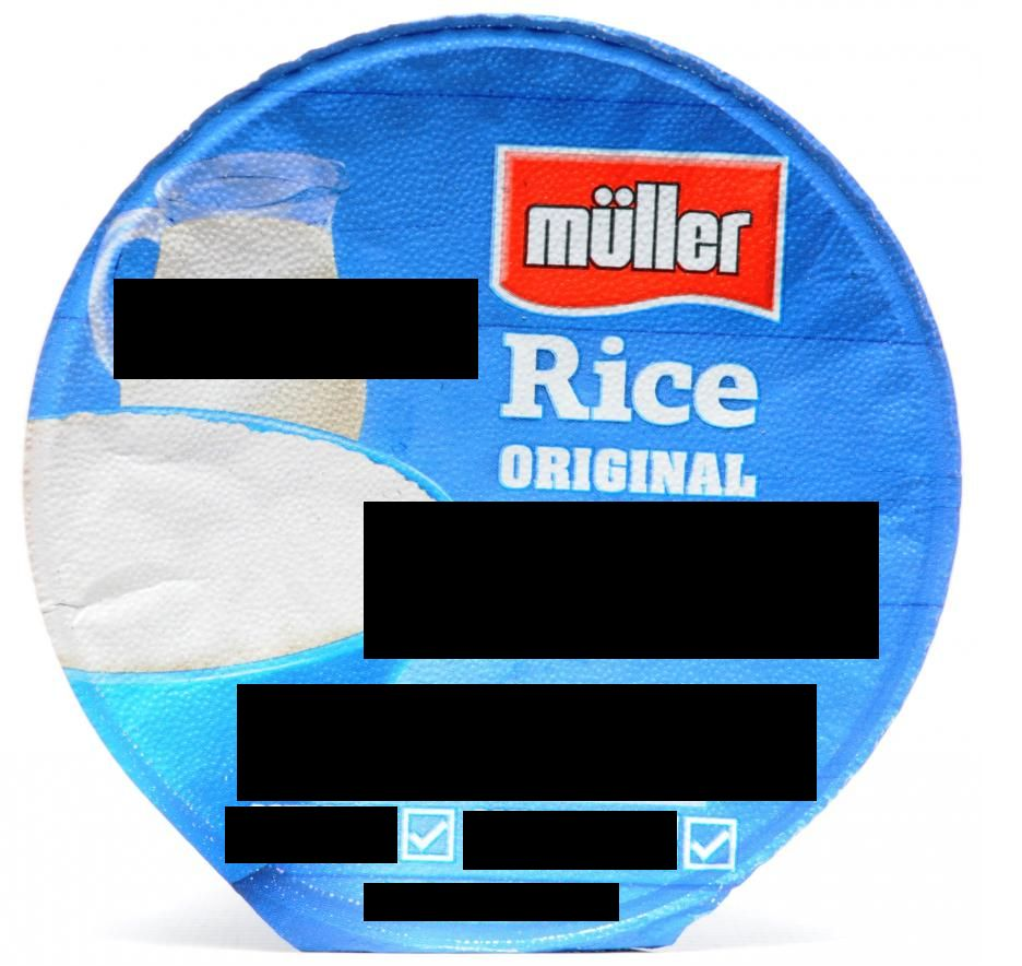 b531a8df56 I tried to buy some Muller Rice in the supermarket today, but the US  Attorney General had them all redacted… Bleah, lost my appetite now…