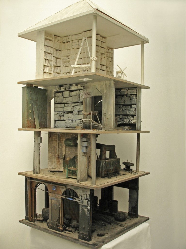 Marc Giai-Miniet sculpture library 1