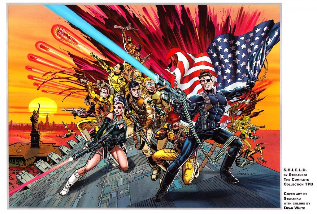 SHIELD-by-Steranko-complete-collection-04