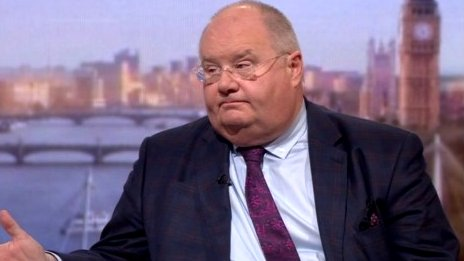 eric pickles body to be used to plug flood defences