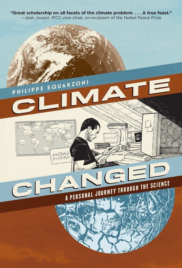 climate changed philippe squarzoni abrams cover
