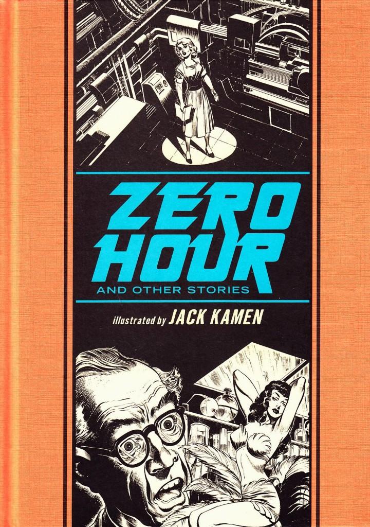 zero-hour-jack-kamen-fantagraphics-cover