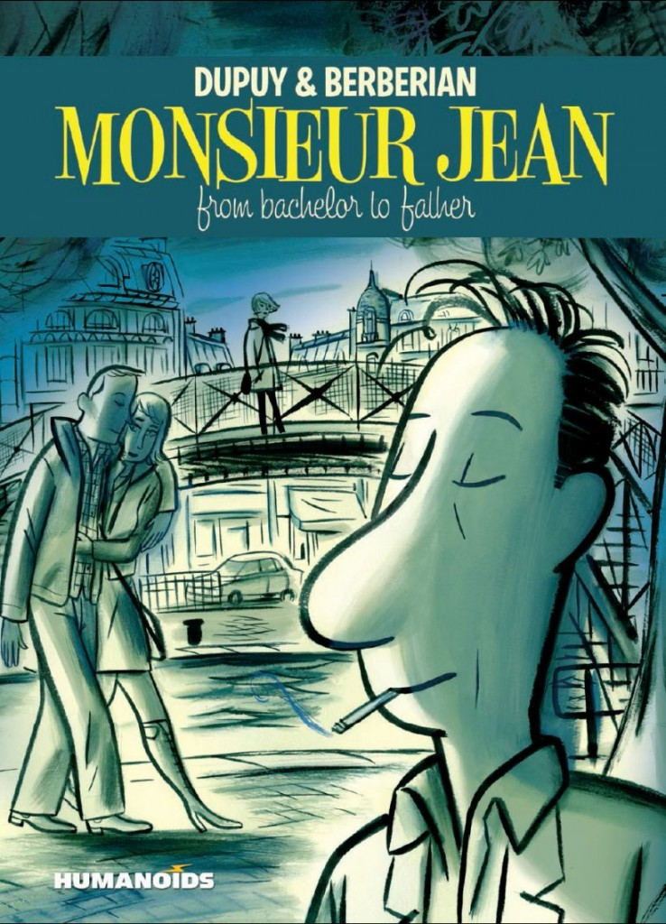 Monsieur-Jean-From-Bachelor-To-Father-dupuy-berberian-humanoids-cover
