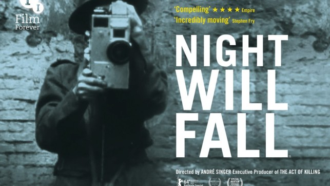 night will fall film poster
