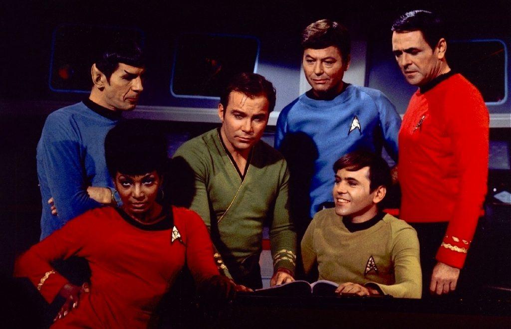 star trek original series cast